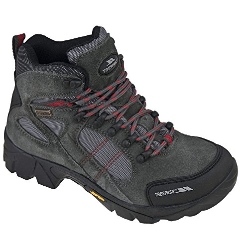 Trespass Shoes Ridgeway Rise High Women's Grey Hiking gP8q7