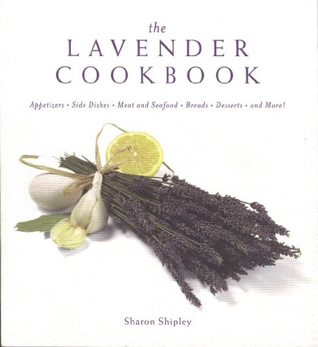 The Lavender Cookbook - Recipe Butter Lavender