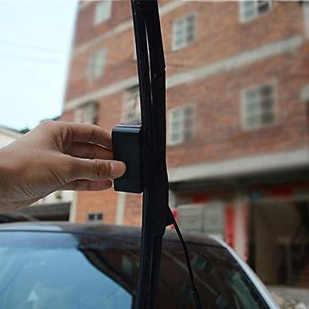 Beautyrain Herramienta de reparación del limpiaparabrisas del Coche Rasguños de la Cuchilla Restaurar Raspador Rasguños Raspar Restaurar: Amazon.es: ...
