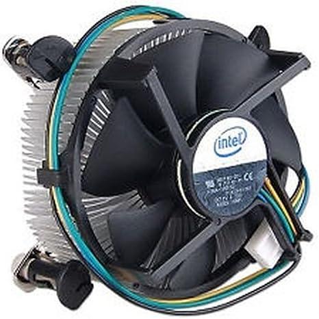 Intel Socket 775 disipador de calor de aluminio y de 3,5 ...