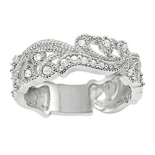 0.25 Ct. Diamond Engagement Wedding Band In 10k White Gold 0.25 Ct Engagement Ring