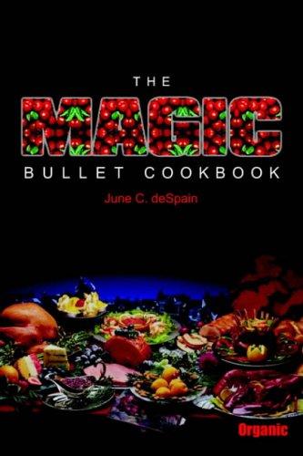 magic bullet cook book - 1