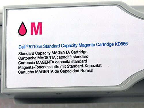 Genuine Dell KD566 (310-7894) Magenta Laser Toner Cartridge (up to 8,000 pages) Photo #6