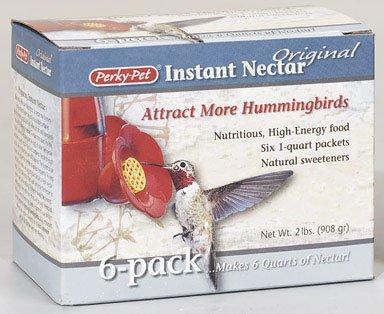 Perky Pet 244SFB 2 Lb Red Original Instant Nectar