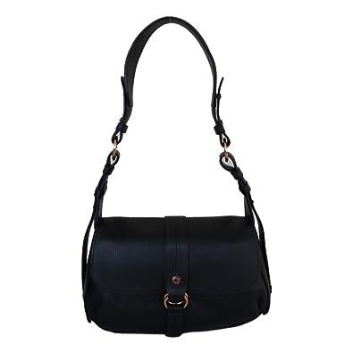 885e16a5413 RADLEY 'Trinity Square' Black Leather Medium Shoulder Bag - RRP £229:  Amazon.co.uk: Shoes & Bags