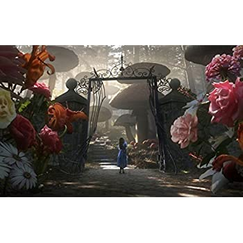 Alice in Wonderland Prints on Canvas Linen Wall Art Cartoon Pictures for Living Room Home Decorations Paintings Prints Unframed -Van Eyck