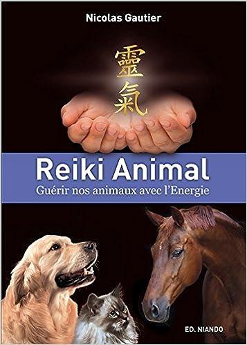 """Résultat de recherche d'images pour """"le reiki animal livre"""""""