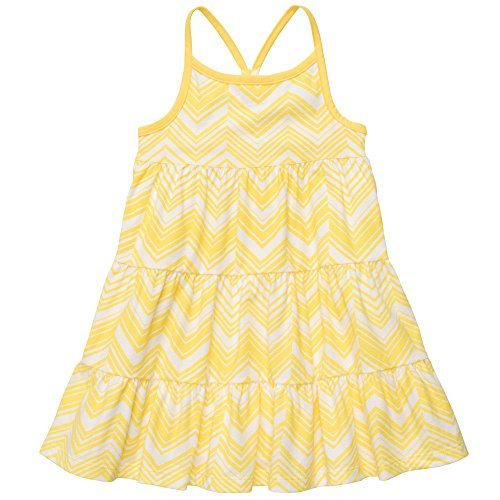 - Carter Sweet Sunshine Racerback Tiered Dress (2T-6X) (Youth 5)
