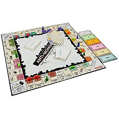 Anti-Monopoly: Toys & Games