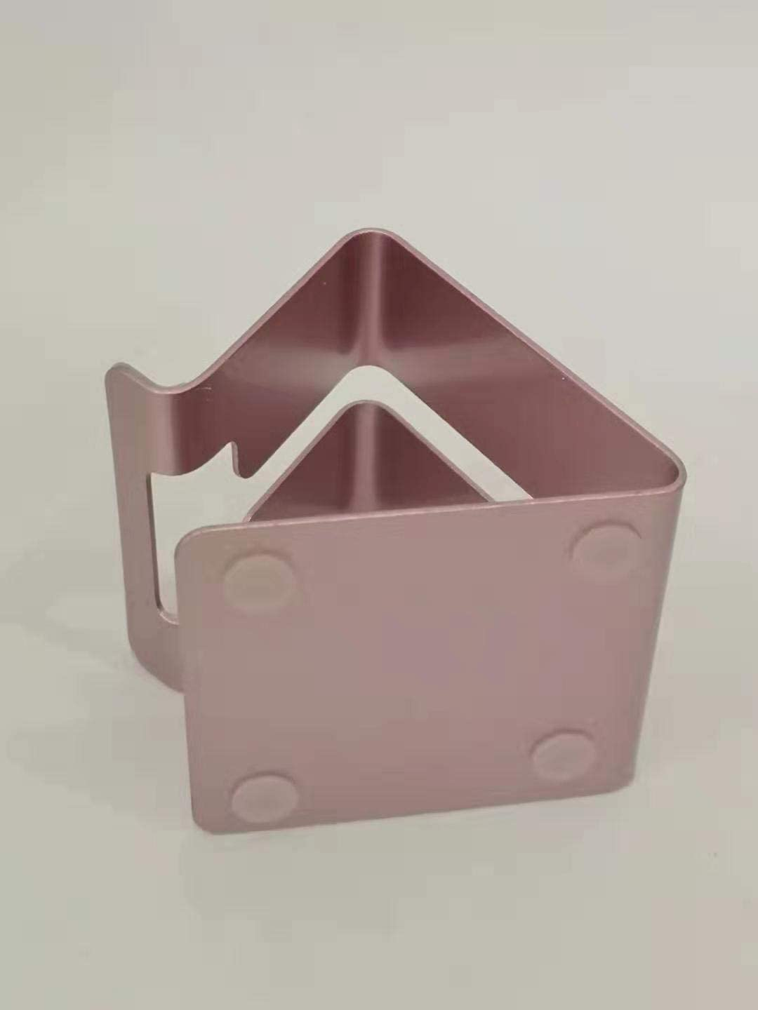 Pink Universal Display Desktop Holder Cradle YDF Version Solid Aluminum Cell Phone Tablet Desk Charging Stand Compatible with iPhone iPad Mini Android Home Office Travel Kitchen.