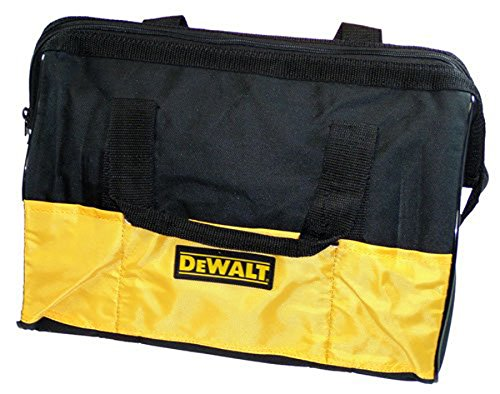 Dewalt 15'' Medium Heavy Duty Contractor Tool Bag (629053-00)