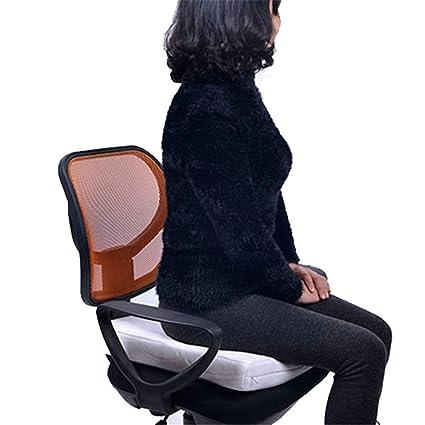 Cojín para silla Cojín antiescaras, cojín cómodo que reduce ...