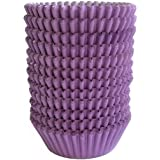 Baking Cups Cupcake Liners, Standard Sized, 300 Count (Purple)