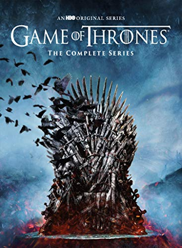 Game of Thrones: Complete Series (DVD) (A Set Dvd Game Of Box Thrones)