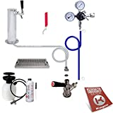 Kegco Ultimate Tower Kegerator Conversion Kit - No Tank EBUTCK-NT