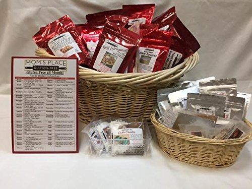 Gluten Free ALL Month! by Mom's Place Gluten Free