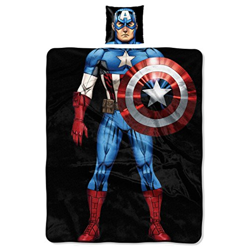 Marvel Captain America, First Avenger Being the Character 11