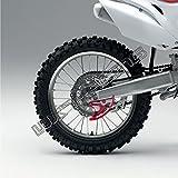 #10: TARAZON CNC Billet Rear Brake Disc Guard For Honda CR125 CR125R 2002-2010 CR250 CR250R CRF250R CRF250X CRF450R CRF450 X 2002-2014