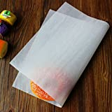 500 Sheets 8x12 Inch Sheets Food Paper Wrappers