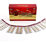 Korean Red Ginseng Roots 100% Powder Tablets_300mg X 240 Tablets(72g or 2.5oz)