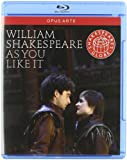 Shakespeare: As You Like It (Shakespeare: As You Like It Globe Theatre 2009) [Blu-Ray]