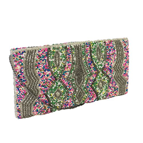 Elize Multi Convertible Clutch Xavier Pink Party From St v0xaFqvE