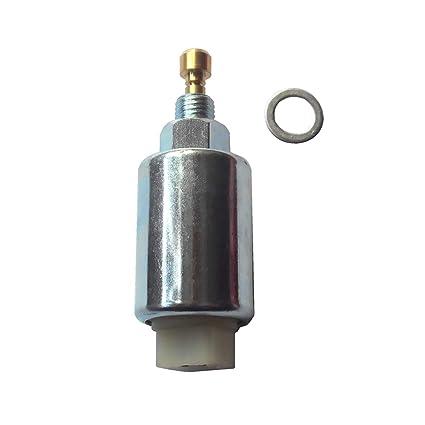 Fuel Solenoid Fuel Cut Shut Off Valve For Briggs Stratton 498134 499161 496592