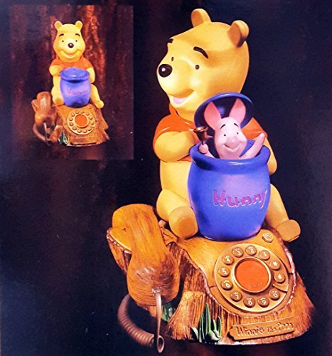 Pooh Telephone (Winnie the Pooh Talking Animated Telephone with Hony Pot)