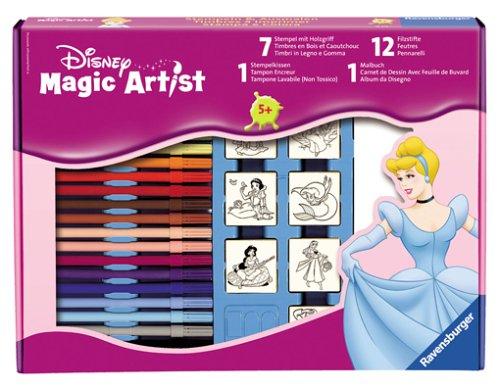 Ravensburger - Disney Princess - Maxi (Malen & Malen nach Zahlen)