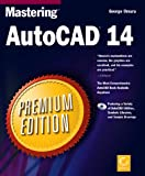 img - for Mastering Autocad 14: Premium Edition book / textbook / text book