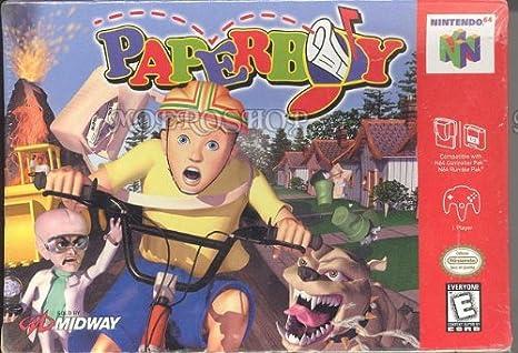 Amazon com: Paperboy: Video Games