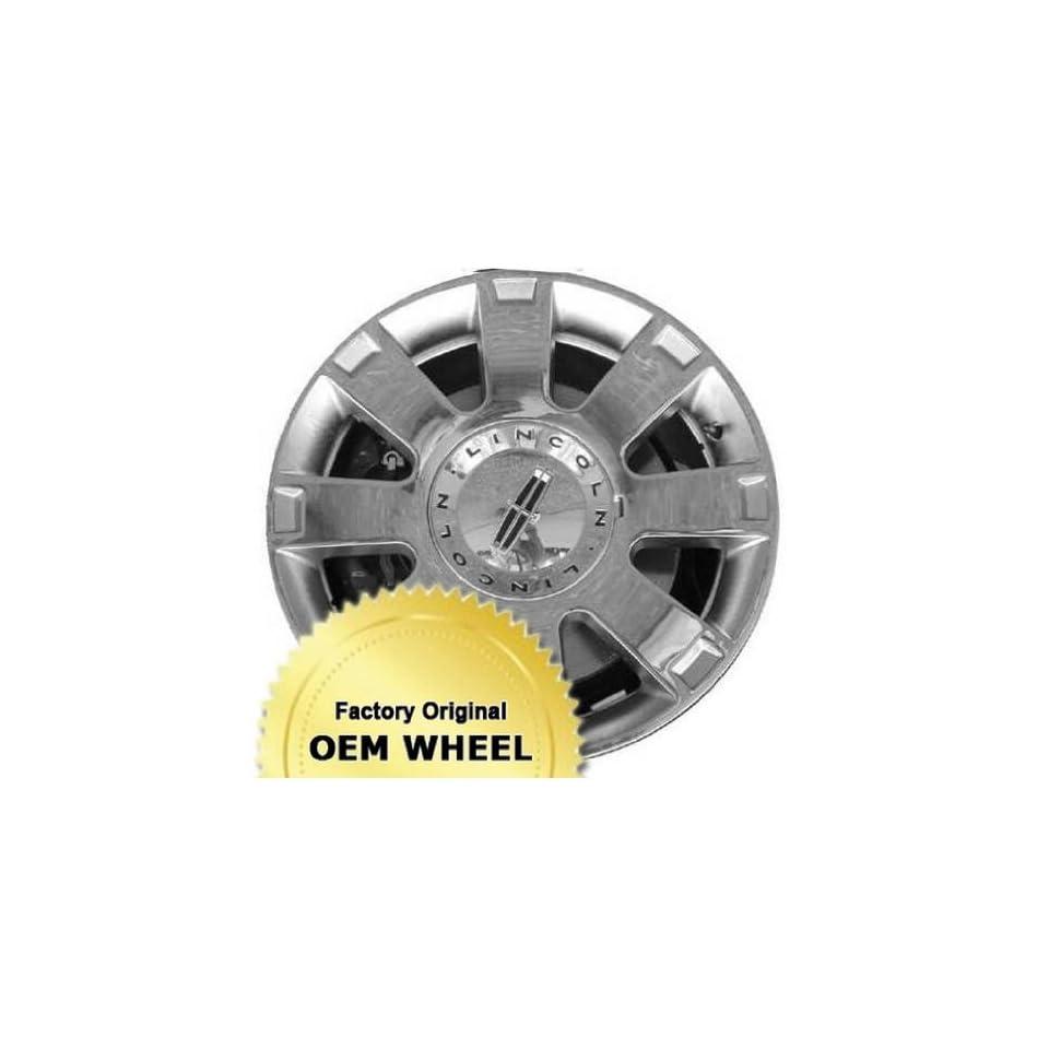 LINCOLN NAVIGATOR,MARK LT 18X8 8 SPOKE Factory Oem Wheel Rim  CHROME   Remanufactured Automotive