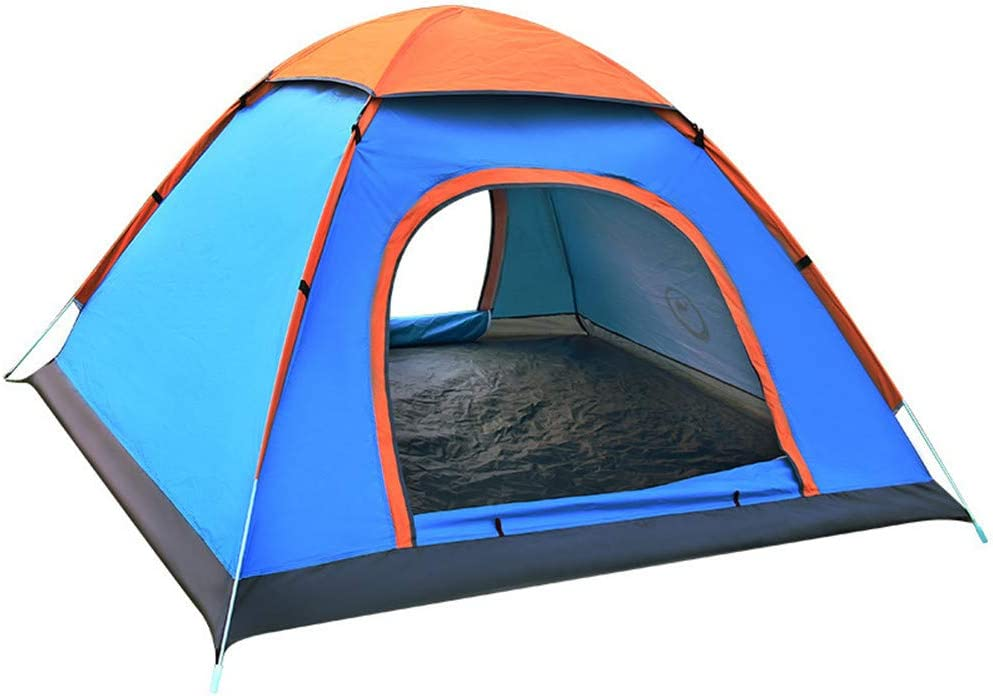 Strnry 3 4 Person Portable Tents, Waterproof Pop Up Tents