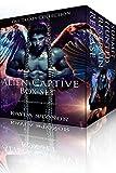 Alien Captive Box Set: Alien Shapeshifter Romance (Qui Treaty Collection)