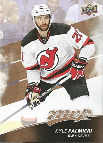 2017-18 Upper Deck MVP #171 Kyle Palmieri New Jersey Devils