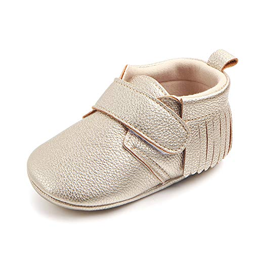 Greeen Baby Nubuck Vamp Soft Sole Toddler Loafers