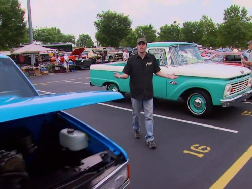 Nashville Good Guys Truck Show & Autocross
