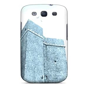 Shock-dirt Proof Assassins Creed Case Cover For Galaxy S3