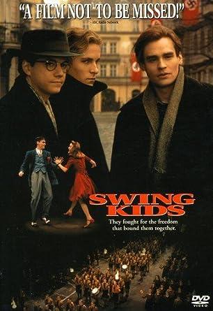 Amazon Com Swing Kids Christian Bale Barbara Hershey
