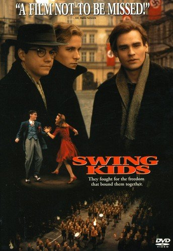Swing Kids John Turner Robert Sean Leonard Christian Bale Frank Whaley
