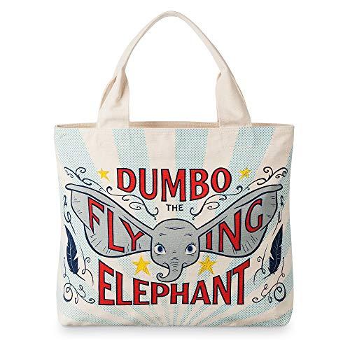 (Disney Dumbo Large Tote Bag - Live Action Film Multi)