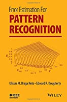 Error Estimation for Pattern Recognition Front Cover