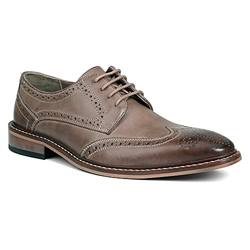 Giorgio Brutini Heren Redmond Oxfords Grijs