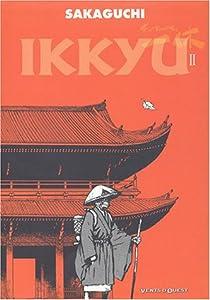 Ikkyu, tome 2 par Sakaguchi