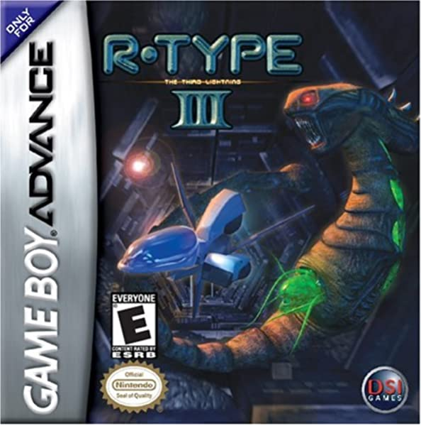 R Type Iii The Third Lightning Video Games Amazon Com