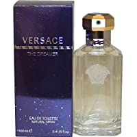 Deals on Dreamer For Men By Gianni Versace EDT Spray 3.4 Oz