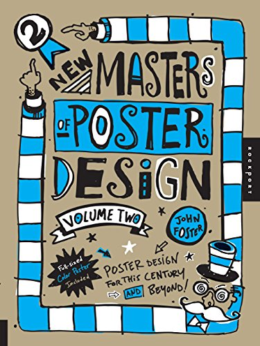 New Masters of Poster Design, Volume 2: Poster Design for This Century and Beyond ()