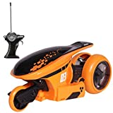 Maisto R/C Cyklone 360 Orange Radio Control Motorcycle Bike by Maisto