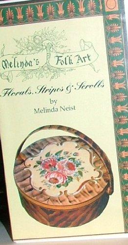 - Melinda's Folk Art, Florals, Stripes & Scrolls Instructional Video