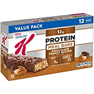 Special K Protein Meal Bars, Chocolate Peanut Butter, 19 Ounce